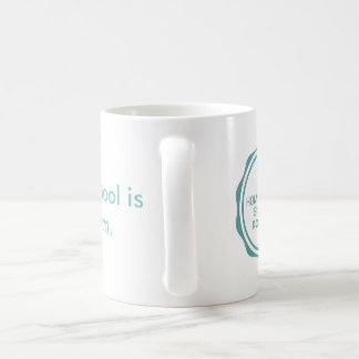 Homeschool is my jam mug
