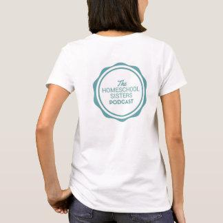 Homeschool is my jam. T-Shirt