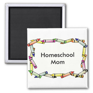 Homeschool Mom Classroom Magnets