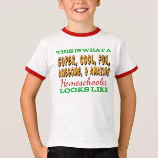Homeschool Shirt | Awesome Homeschooler