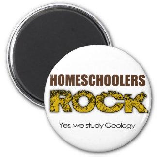 Homeschoolers Rock Refrigerator Magnet