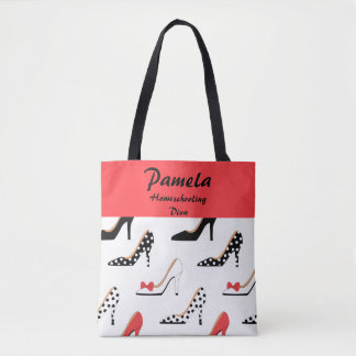 Homeschooling Diva Tote Bag