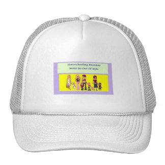 Homeschooling never goes out of style cap