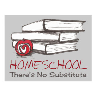 Homeschooling | Postcard | Customizable