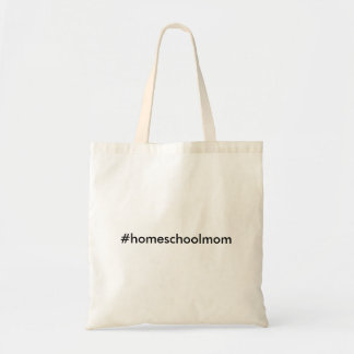 #homeschoolmom reusable bag