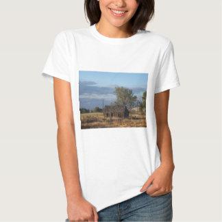 Homestead Cabin Tee Shirts