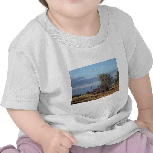 Homestead Cabin T-shirts