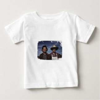 Homestead Farmer & Wife T Shirts