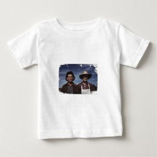 Homestead Farmer & Wife Tee Shirt