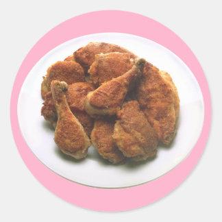 Homestyle Fried Chicken Stickers