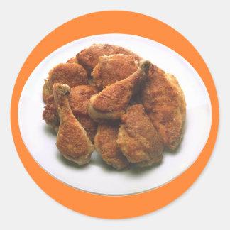 Homestyle Fried Chicken Sticker