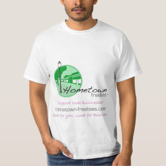 Hometown Freebies™ t-shirt
