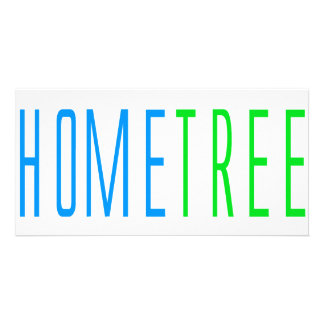 Hometree Customised Photo Card