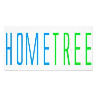 Hometree Customised Photo Card