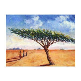Homeward Bound 2004 Canvas Print