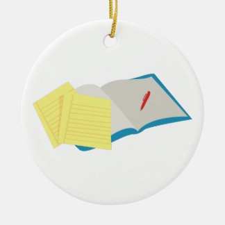 Homework Christmas Ornament