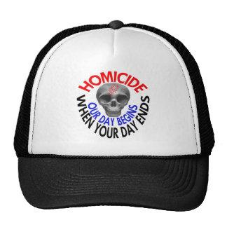 Homicide Hat