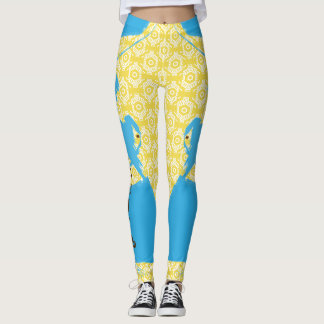 Homie Sights Leggings