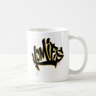 Homies® Basic White Mug