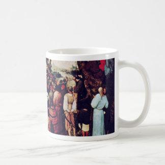 Homily Of John By Bruegel D. Ä. Pieter (Best Quali Basic White Mug