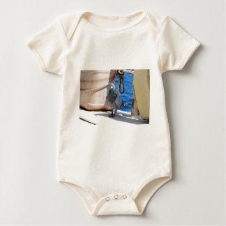 Homing Pigeon Baby Bodysuit