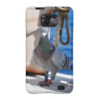Homing Pigeon Galaxy SII Covers