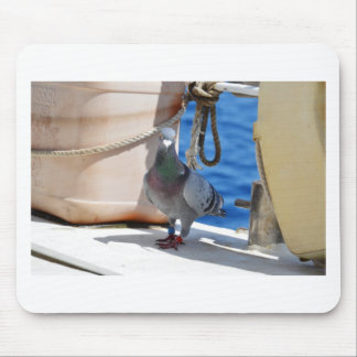 Homing Pigeon Mouse Mat