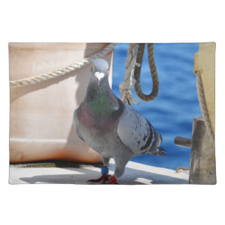 Homing Pigeon Placemats