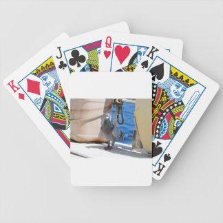 Homing Pigeon Poker Deck