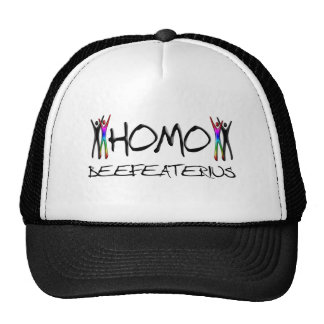Homo beefeater hats