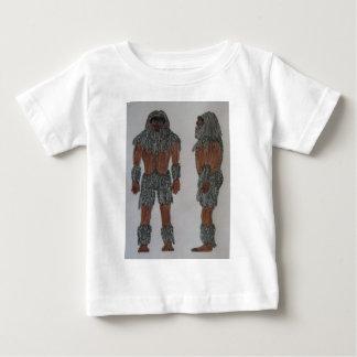 Homo Heibelbergensis old man grey.JPG Baby T-Shirt