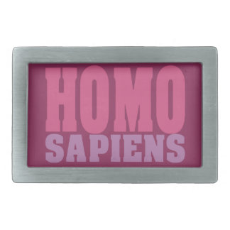 HOMO SAPIENS custom belt buckle