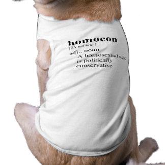 HOMOCON DOG CLOTHES