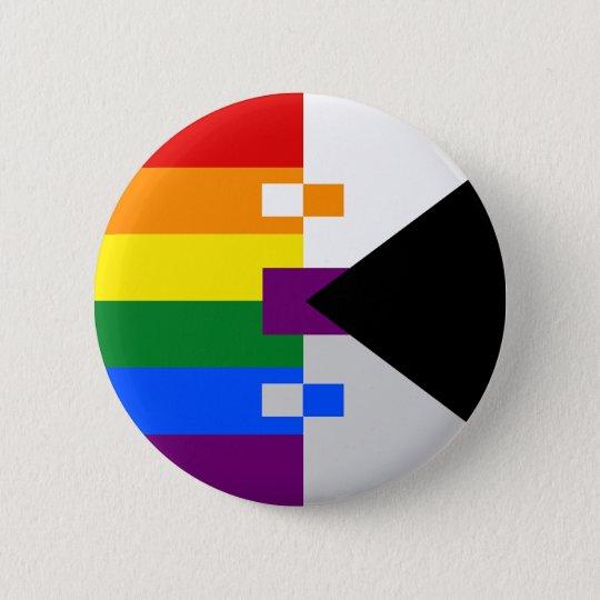 Homoromantic Demisexual Pin