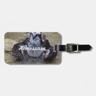 Homossasa Osprey Luggage Tags