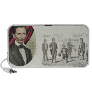 Hon. Abraham Lincoln Portable Speakers
