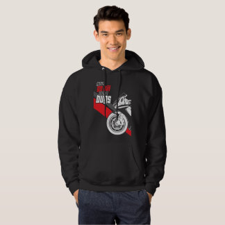 Honda CBR man hoodie - Let's go kill some bugs