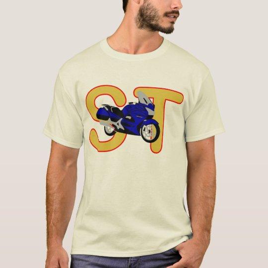 Honda ST1300 Blue T-Shirt