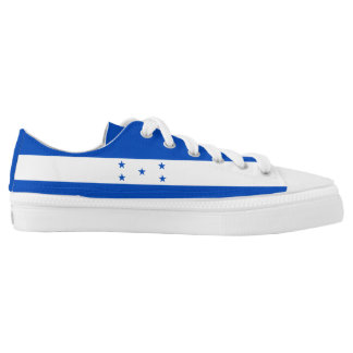 Honduran Flag Low Tops