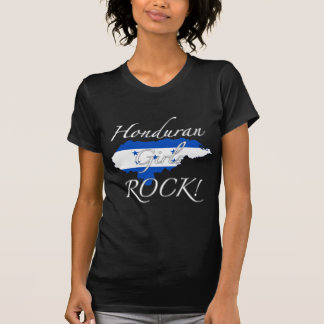 Honduran Girls Rock T-shirts