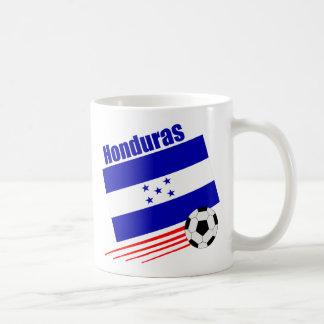 Honduran Soccer Team Basic White Mug