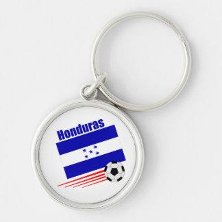 Honduran Soccer Team Key Ring