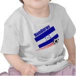 Honduran Soccer Team Tee Shirt
