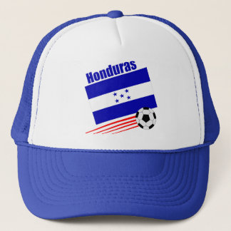 Honduran Soccer Team Trucker Hat