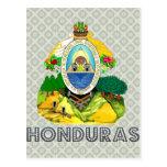 Honduras Coat of Arms