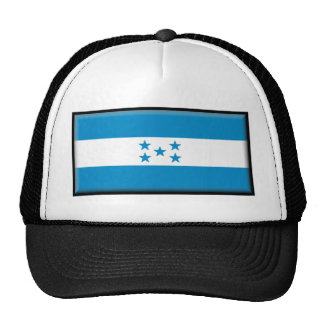 Honduras Flag Mesh Hat