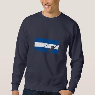Honduras Flag Cup T-Shirt