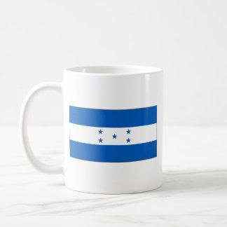 Honduras Flag ~ Map Mug