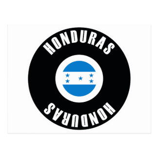 Honduras Flag Simple Postcard