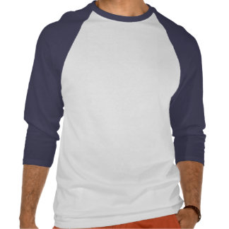 Honduras flag sleeve raglan tee shirts